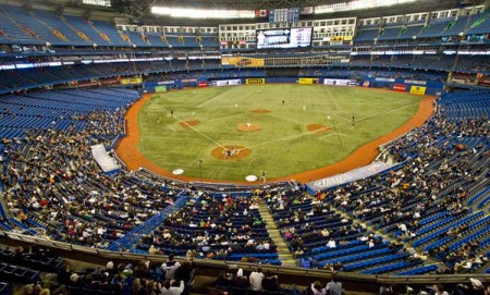 Toronto SkyDome - Post strike