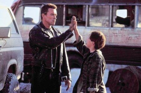 Terminator 2 Judgement Day (1991)via opheliadont